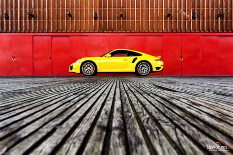 Porsche 911 Turbo S S Comme Savoureuse Dmesure Les