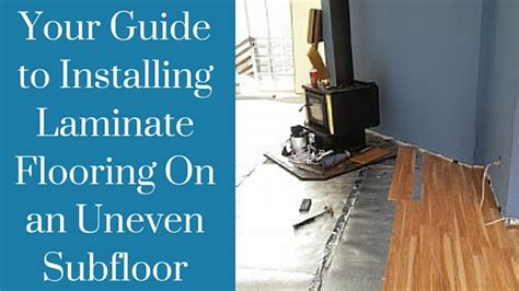 guide to laying laminate flooring how to install laminate flooring on wood subfloor gurus floor