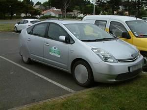 Prius Hybride Rechargeable : une toyota prius ii rechargeable avec 200 km d autonomie lectrique ~ Medecine-chirurgie-esthetiques.com Avis de Voitures