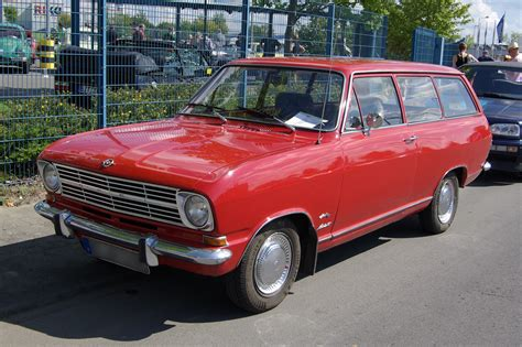 1968 opel kadett photos informations articles