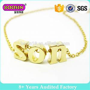 sliding gold a z letter alphabet charms wholesale ab2006 With gold letter charms wholesale