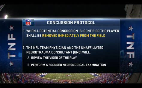 nfls concussion protocol work sbnationcom