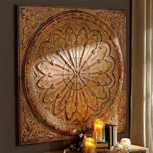 Spice rosette wall plaque kirkland s decorating ideas