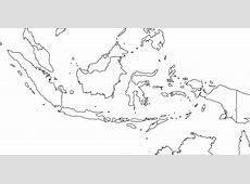 Gambar Peta Indonesia Lengkap Gambar Foto