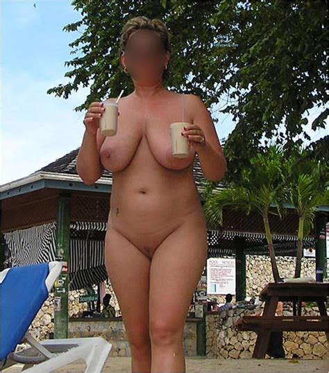 Nude Wife Jamaica May Voyeur Web