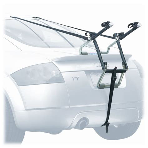 allen bike racks best for allen deluxe 2 bike trunk mount rack for