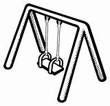 Swing Clipart Clip Playground Swings Outline Tree Svg Lineart Cliparts Library Transparent Vector Kid Pixels Wikimedia Commons Sets Pinclipart Webstockreview sketch template