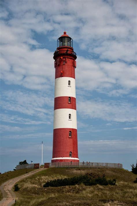 jahre amrumer leuchtturm typisch nordsee nordsee
