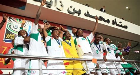 congrats nigeria  making history nigerias golden