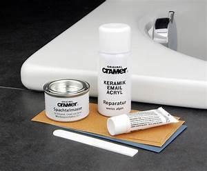 Cramer Reparatur Set : cramer reparatur keramik email acryl reparatur set manhattan ~ Frokenaadalensverden.com Haus und Dekorationen
