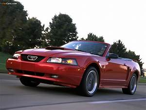 Mustang GT Convertible 1999–2004 wallpapers (1024x768)