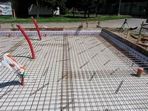 Jaký beton na základovou desku