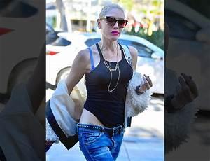 Gwen Stefani ... Skin To Win ... No Doubt, Blake's Gonna ...