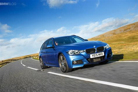 2016 Bmw 330d Touring With M Sport Package  Photo Gallery
