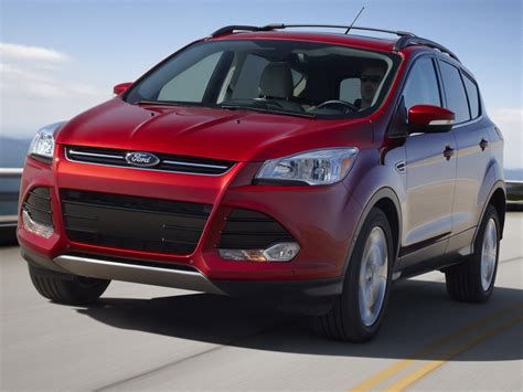 There are also different engines & packages to choose from. FORD Escape specs & photos - 2012, 2013, 2014, 2015, 2016 ...