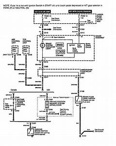 Renault Scenic Parking Brake Wiring Diagram