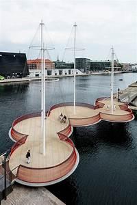 Studio Copenhagen : cirkelbroen bridge studio olafur eliasson archdaily ~ Pilothousefishingboats.com Haus und Dekorationen