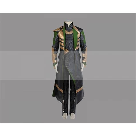Thor The Dark World Loki Costume Cosplay For Sale