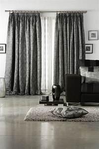 Gardinen Wohnzimmer Grau : gardinen wohnzimmer ein accessoire mit vielen funktionen ~ Whattoseeinmadrid.com Haus und Dekorationen