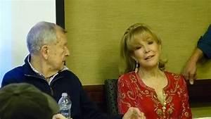 Barbara Eden/Bill Daily Q & A Part Two SuperMegaFest ...