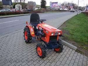 Mini Schlepper Gebraucht : kleintraktor traktor kubota b5001 neu lackiert mini ~ Jslefanu.com Haus und Dekorationen