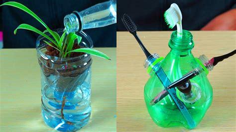 diy plastic bottles life hacks diy ideas youtube