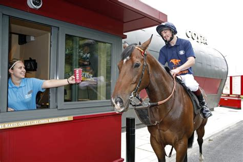 Costa Revs Up With A Different Type Of 'horse Power' To