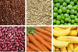 Examples Of Good Carbohydrate Foods