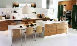 Kitchen Island Booth Ideas by K 252 Cheninspirationen Teil 3