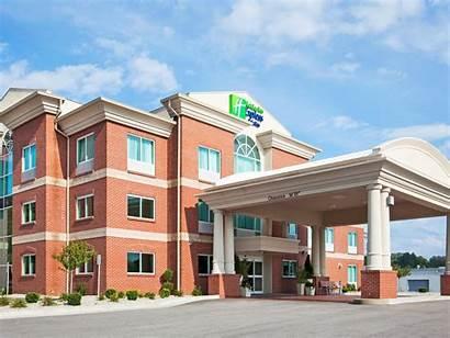 Inn Holiday Cincinnati Express Newport Suites Ihg