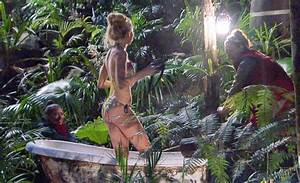 Georgia Toffolo At 'I'm a Celebrity... Get Me Out of Here ...