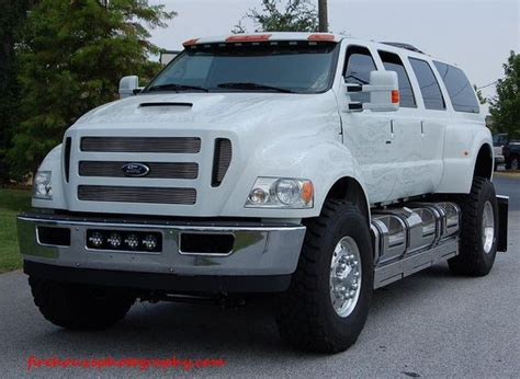 ford f650 xuv utility vehical what i want when i win the lottery my style