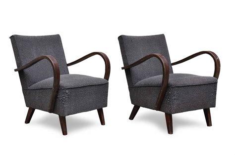 Poltrone Design Anni 30 : Poltroncine Vintage Anni '30 Art Deco In Faggio
