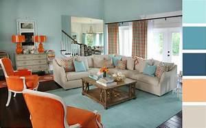Braunes Sofa Welche Wandfarbe : wohnzimmer in t rkis einrichten 26 ideen und farbkombinationen ~ Watch28wear.com Haus und Dekorationen