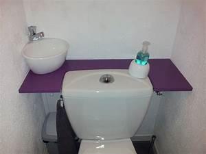 Lavabo Pour Toilette : mini lave mains pour wc galerie page 3 ~ Edinachiropracticcenter.com Idées de Décoration