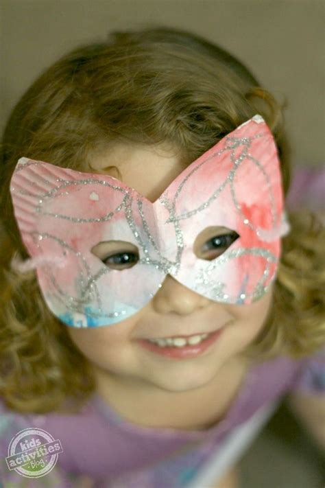 paper plate masks  images paper plate