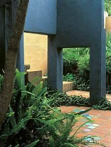 Petit Jardin Moderne : amenagement petit jardin moderne plantes vertes ideeco ~ Dode.kayakingforconservation.com Idées de Décoration