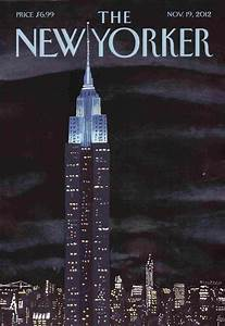 New Yorker cover 19Nov2012 Empire State Bldg | Don Perlgut ...