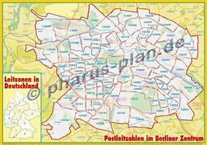 Berlin Plz Karte : pharus pharus stadtplan berliner postleitzahlen ~ One.caynefoto.club Haus und Dekorationen