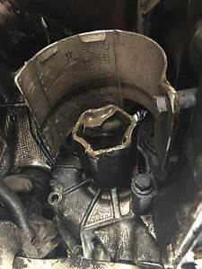 How Do I Remove This Final Piece Of My Axle From My