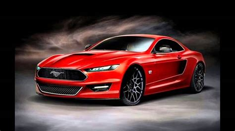 2017 Ford Mustang May Get A Convertible Version