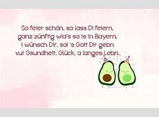 Lustige Gedichte Zum Geburtstag Bayrisch
