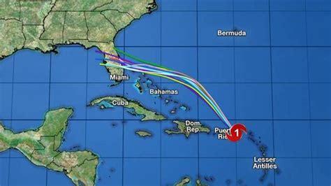 hurricane dorian forecast  hit central florida