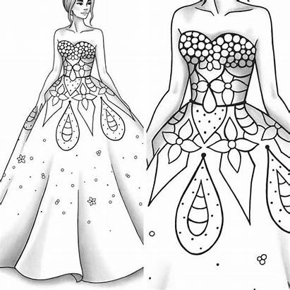 Coloring Clothes Printable Colouring Sheets Sheet Template