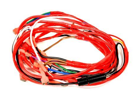 david brown 990 wiring loom harness
