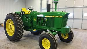 1969 John Deere 4020 Diesel Power Shift