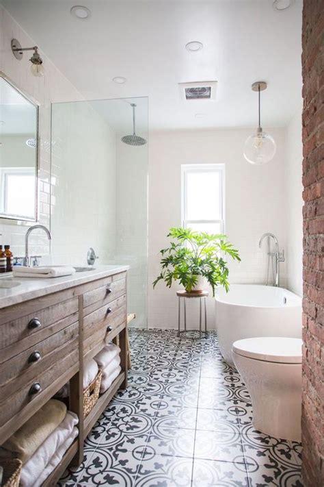 farmhouse bathroom floor best 25 modern farmhouse bathroom ideas on Modern