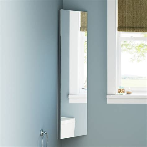 tall corner bathroom cabinet 1200 x 300 tall stainless steel corner bathroom mirror