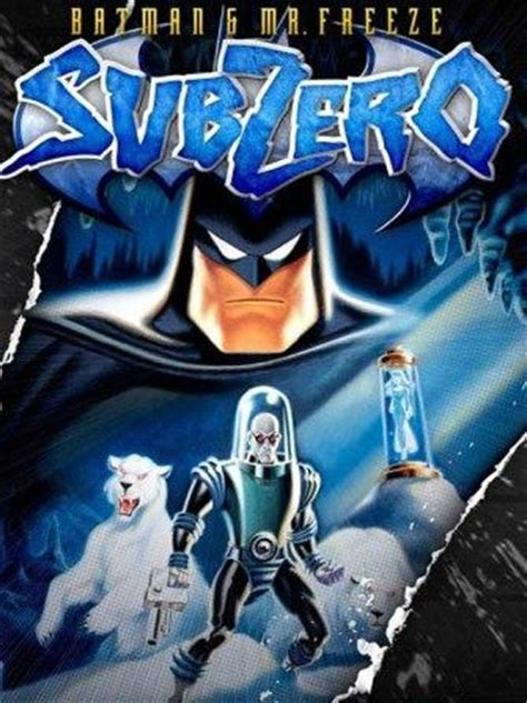 batman  freeze subzero  mb p