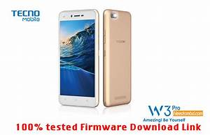 Tecno W3 Pro Mt6580 Firmware Without Password